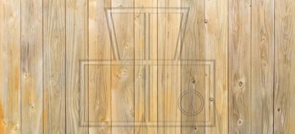 Ausschnitt einer etwas ausgeblichenen Bretterwand